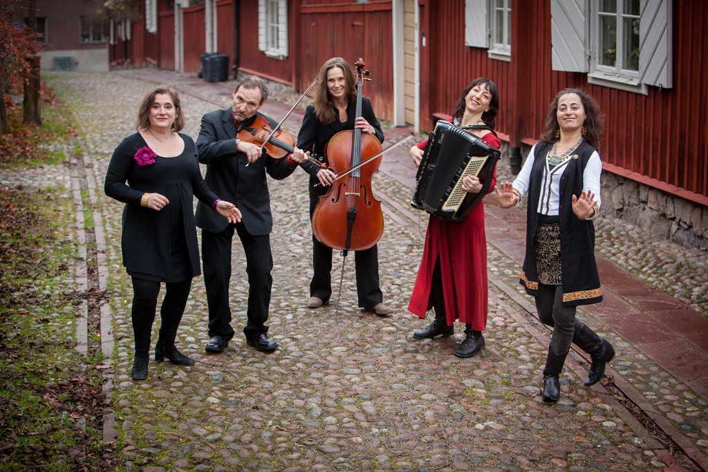Stahlhammer Klezmer with Anne Kalmering and Helene Don Lind